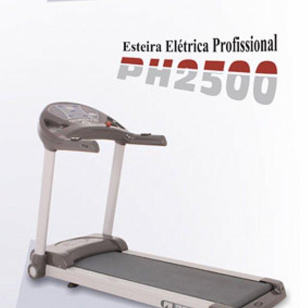 Manual PH 2500