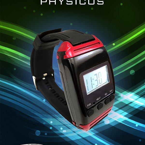 Manual do Relógio Personal Physicus