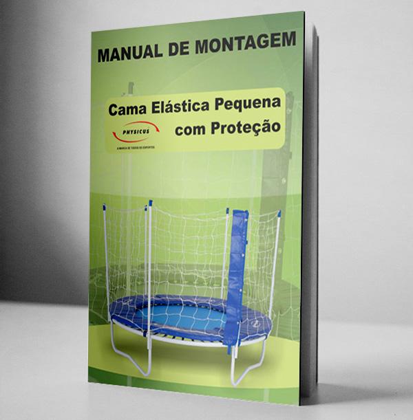 Manual Cama Elástica Pequena