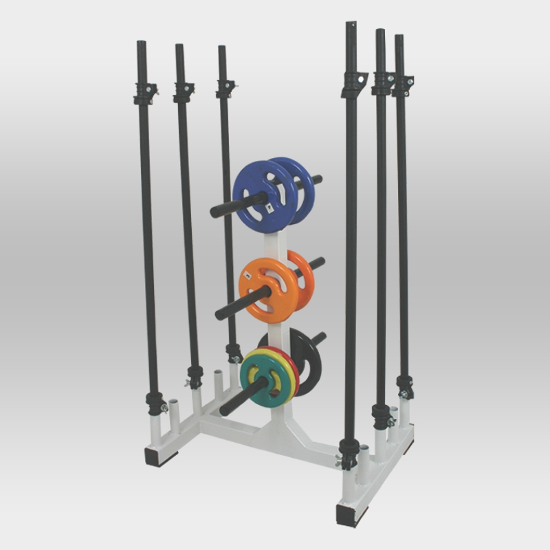 Estante para Barras e Kit Physipump