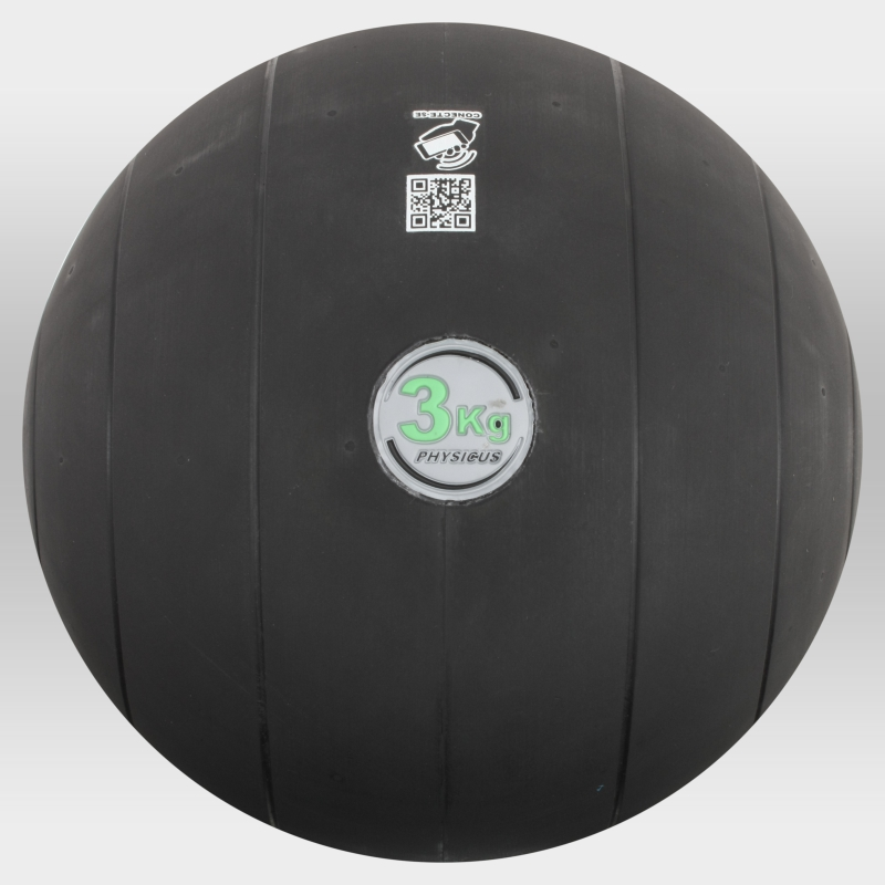 Medicine Ball de Borracha 03KGS