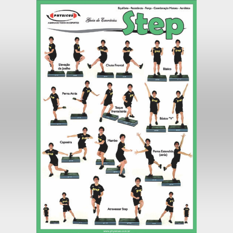 Cartaz de Step