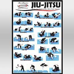 Cartaz Jiu-Jitsu