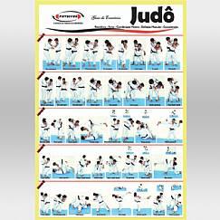 Cartaz Judô