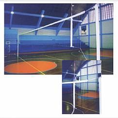 Rede N. Volei - 02 faixas sintéticas
