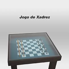 Mesa Temática de Xadrez