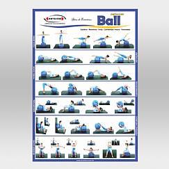 Cartaz de Exercícios com Physicusball
