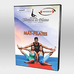 DVD Mat-Pilates