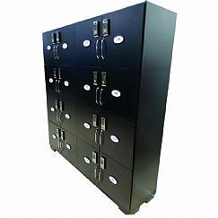 Armário 16 Portas com Fechadura Eletrônica