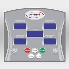 Adesivo da Membrana Central para Painel da Esteira PH2000 - Modelo 2