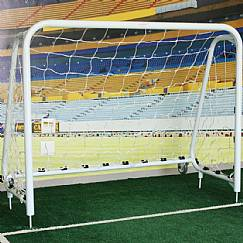 Gol Soccer Móvel com Rodinhas e Rede
