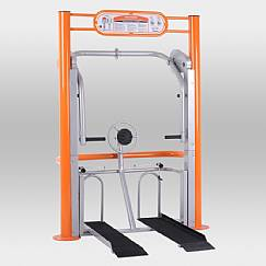 Máquina Supino Vertical
